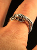 Mermaid Dream Ring in Silver