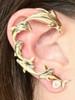 Dolphin Ear Wrap - 14K Gold