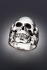 Skull and Crossbones Ring - Large