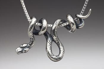 Vine snake pendant jewelry vine snake pendant silver aloadofball Gallery