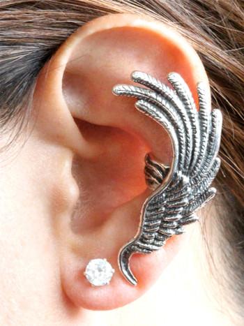 Angel Wing Ear Cuff