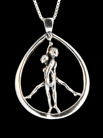 Stand for Peace Pendant
