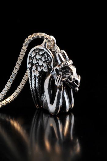 Gargoyle Pendant