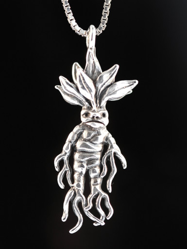 Mandrake Root Charm Marty Magic Store