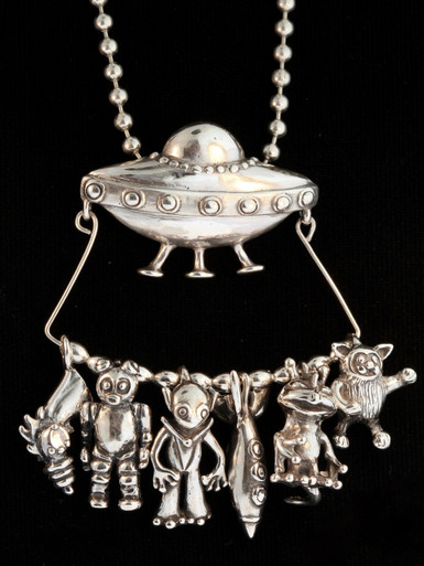 Ufo Charm Collection Jewelry