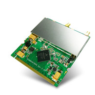 High output RF power (up to 28dBm, 600mW) and high speed are essential when designing your embedded platform application. EnGenius Technologies has introduced the EMP9605H high power 2.4GHz 802.11 b/g/n 300Mbps mini-PCI module. Using the latest in wireless RF technology expertise, EnGenius has fine-tuned the mini-PCI radio to be the longest and most powerful RF module on the market today. The slim form factor design is ideal for both indoor and outdoor embedded applications. The EMP9605H encompasses 802.11b, 802.11g, and 802.11n networking technology, and will be the latest long-range, affordable mini-PCI solution for your wireless embedded systems.