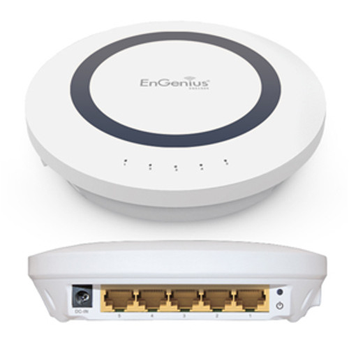EGS-1005 5-Port Gigabit Home Entertainment Switch - Rowe Networks
