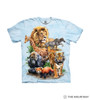Zoo Collage Kids T-Shirt