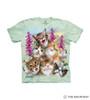 Kittens Selfie Kids T-Shirt