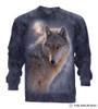 Adventure Wolf Long Sleeve T-Shirt