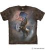Flag-Bearing Eagle T-Shirt