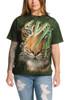 Emerald Forest T-Shirt Modeled