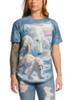 Sunrise Polar Bear Collage T-Shirt Modeled