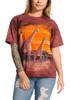 Sundown T-Shirt Modeled
