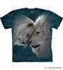 White Lions Love T-Shirt