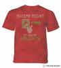 Swipe Right Naughty Adult T-Shirt