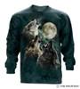 Three Wolf Moon Classic Long Sleeve Tee
