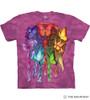 Rainbow Butterfly Dreamcatcher T-Shirt