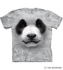 Big Face Panda T-Shirt