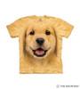 Golden Retriever Puppy Kids T-Shirt