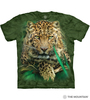 Majestic Leopard T-Shirt