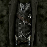 Turn Your Mountain T-Shirt Into a DIY Halloween Costume