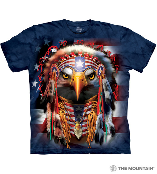 Native Patriot Eagle T-Shirt