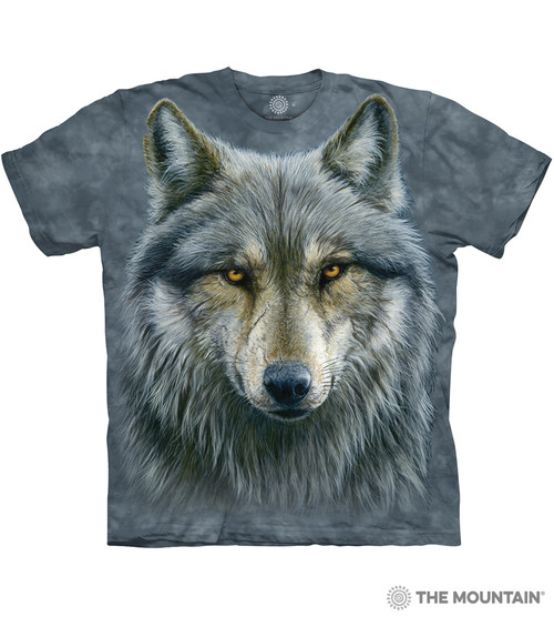 Warrior Wolf T-Shirt