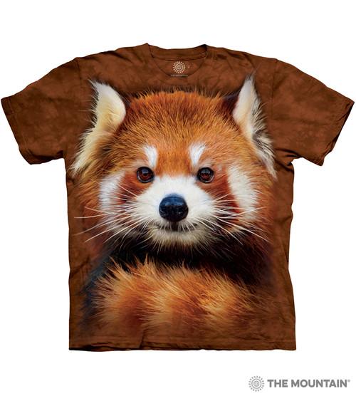 Red Panda Portrait T-Shirt