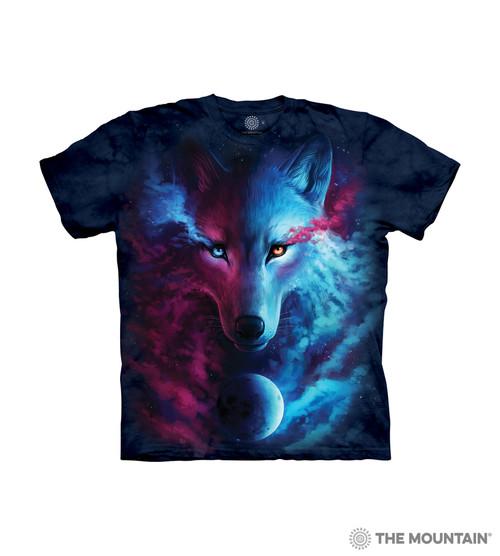 Where Light and Dark Meet Kids T-Shirt