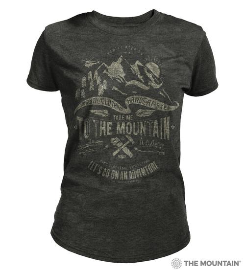 Take Me Women's Tri-Blend T-Shirt