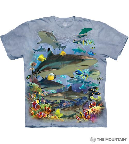 Reef Sharks T-Shirt