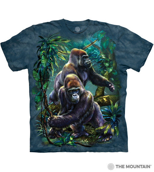 Gorilla Jungle T-Shirt