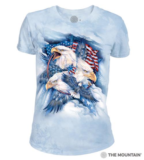 Allegiance Women's Tri-Blend T-Shirt