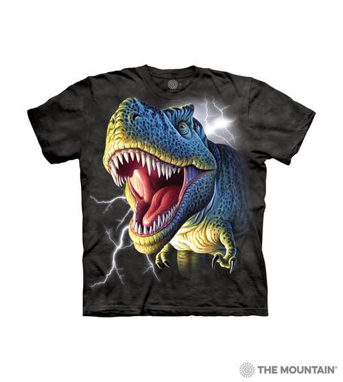 Lightning Rex Kids T-Shirt