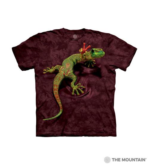Peace Out Gecko Kids T-Shirt