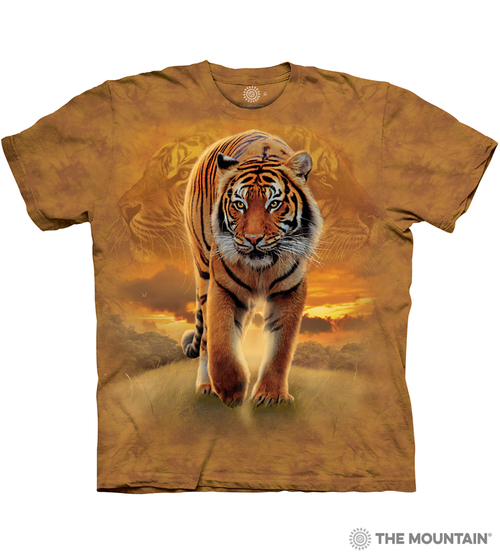 Rising Sun Tiger T-Shirt