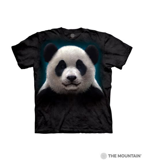 Panda Head Kids T-Shirt