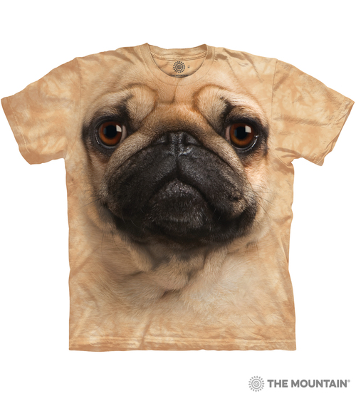 Big Face Dog T Shirts Free Shipping On Orders Over 75