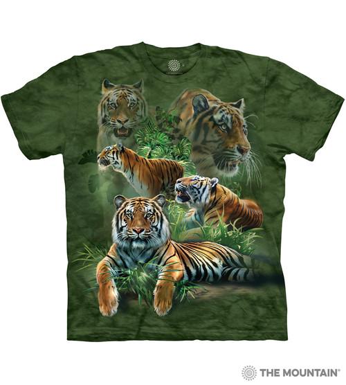 Jungle Tigers T-Shirt