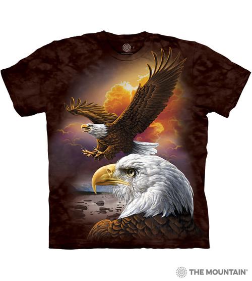 Eagle & Clouds T-Shirt