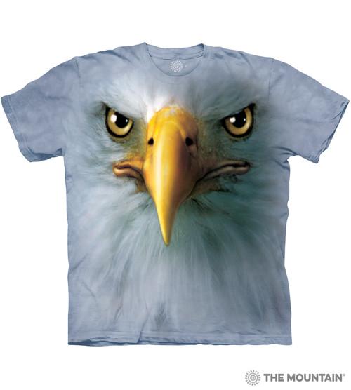 Eagle Face T-Shirt