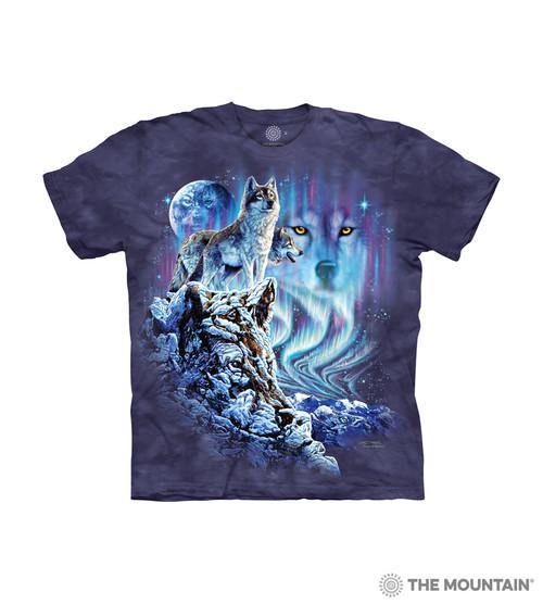 Find 10 Wolves Kids T-Shirt