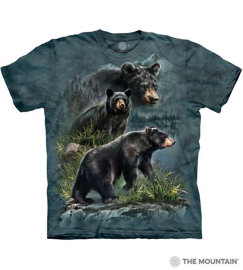 Opinion Black bear adult sweatshirt speaking