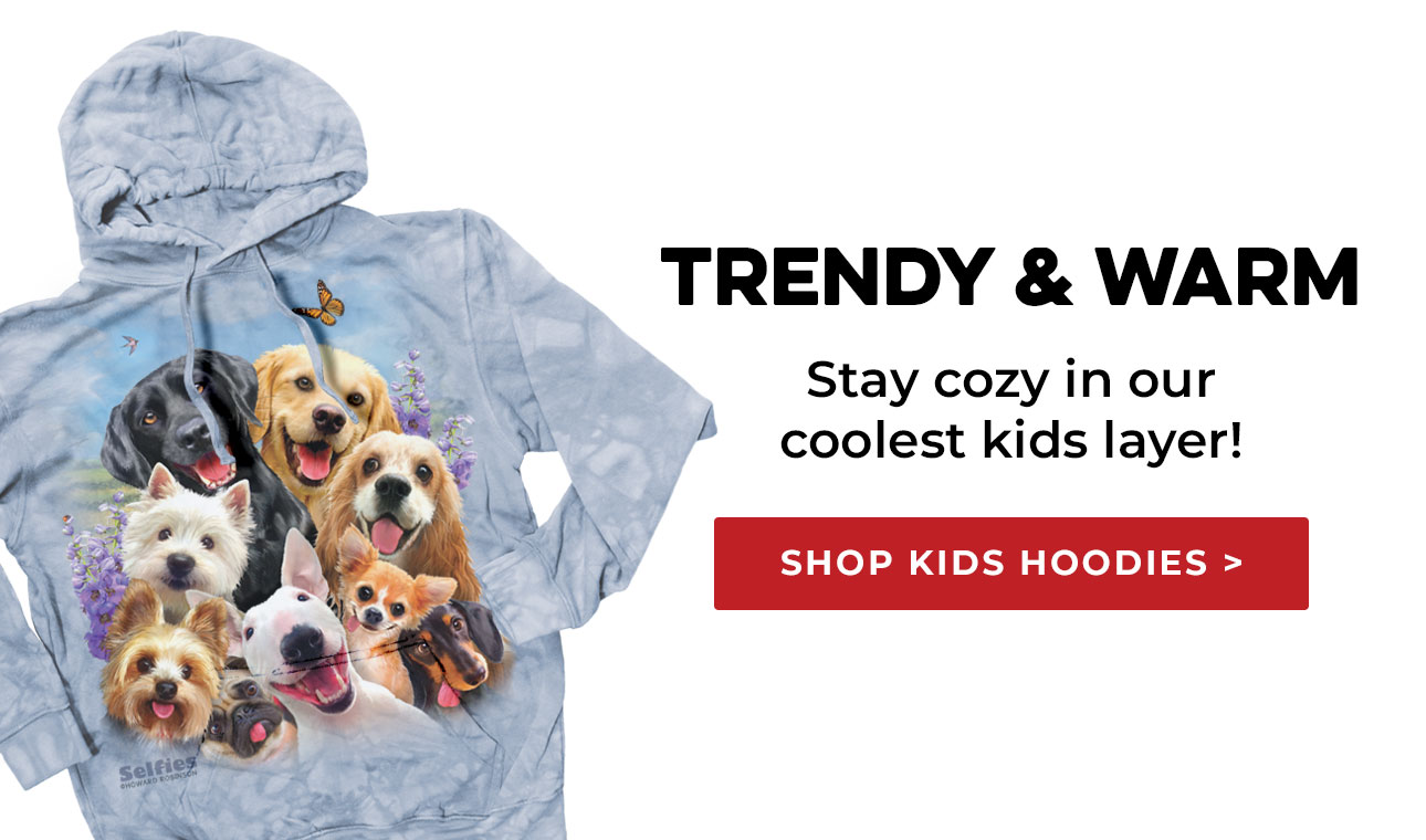 Shop Kids Hoodies