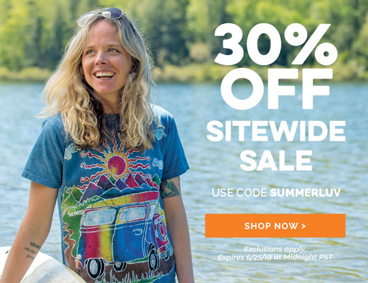 30% Off Sitewide Sale