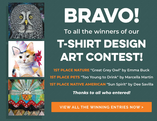 Check out our Art Contest Winning Images