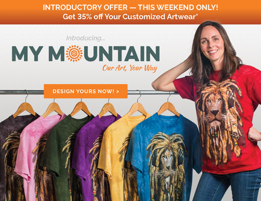 Shop My Mountain Introductory Sale