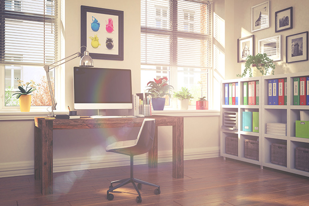 Energy Efficiency Improvements  for Home-Based Small Businesses