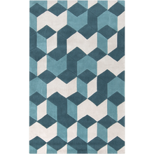Cosmopolitan Cube Indoor Rug
